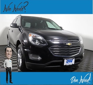 Used 2016 Chevrolet Equinox LT SUV 2GNFLFE38G6173670 for sale in Athens, OH at Don Wood Hyundai