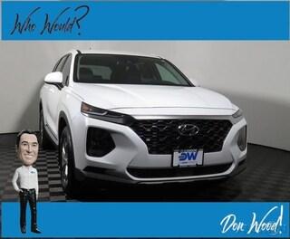 New 2019 Hyundai Santa Fe SE SUV 5NMS2CAD4KH095610 for sale in Athens, OH at Don Wood Hyundai
