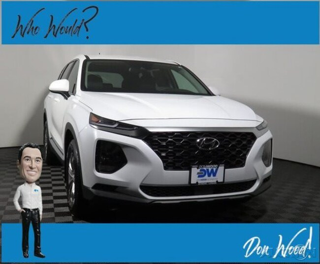 New 2019 Hyundai Santa Fe SE SUV for sale in Athens, OH