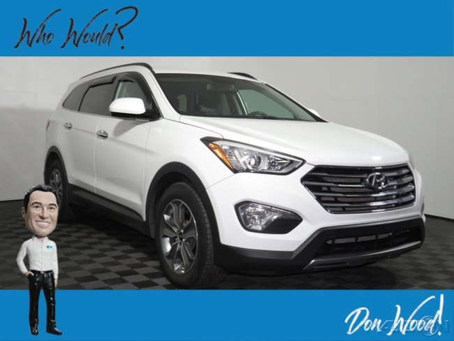 Used 2015 Hyundai Santa Fe GLS SUV fors sale in Athens, OH