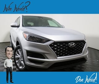 New 2019 Hyundai Tucson SE SUV KM8J2CA40KU891304 for sale in Athens, OH at Don Wood Hyundai