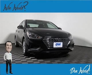 New 2019 Hyundai Accent SE Sedan Auto Sedan 3KPC24A34KE073504 for sale in Athens, OH at Don Wood Hyundai