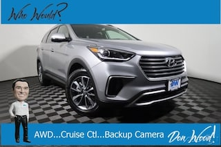 New 2019 Hyundai Santa Fe XL SE SUV KM8SNDHF5KU303762 for sale in Athens, OH at Don Wood Hyundai