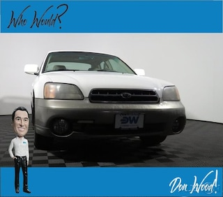 Used 2001 Subaru Outback 2.5 Sedan 4S3BE686117204417 for sale in Athens, OH at Don Wood Hyundai