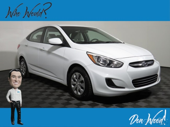 Bargain 2017 Hyundai Accent SE Sedan for sale in Athens, OH