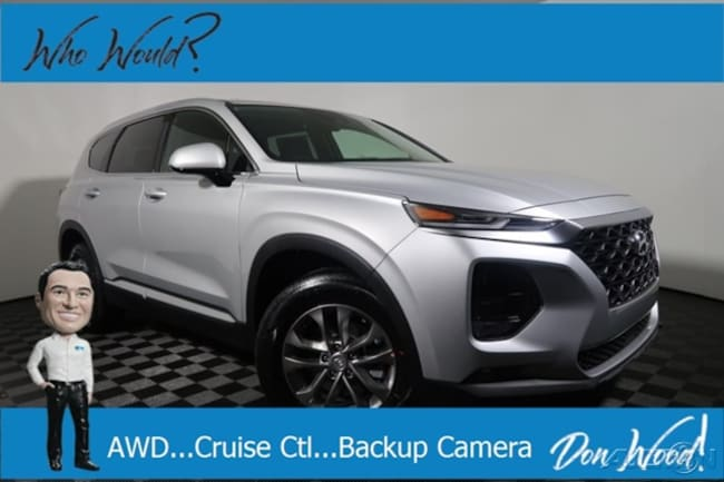 New 2019 Hyundai Santa Fe SEL 2.4 SUV for sale in Athens, OH