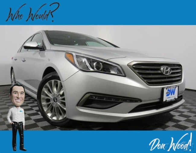 Used 2015 Hyundai Sonata Limited Sedan fors sale in Athens, OH