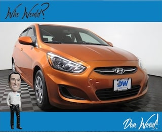 Bargain 2016 Hyundai Accent SE Hatchback for sale in Athens, OH at Don Wood Hyundai