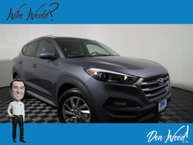 Used 2018 Hyundai Tucson SEL SUV fors sale in Athens, OH