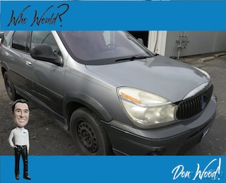 Bargain 2004 Buick Rendezvous CX SUV for sale in Athens, OH at Don Wood Hyundai