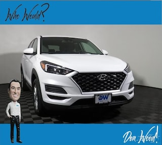 New 2019 Hyundai Tucson SE SUV KM8J2CA48KU948610 for sale in Athens, OH at Don Wood Hyundai