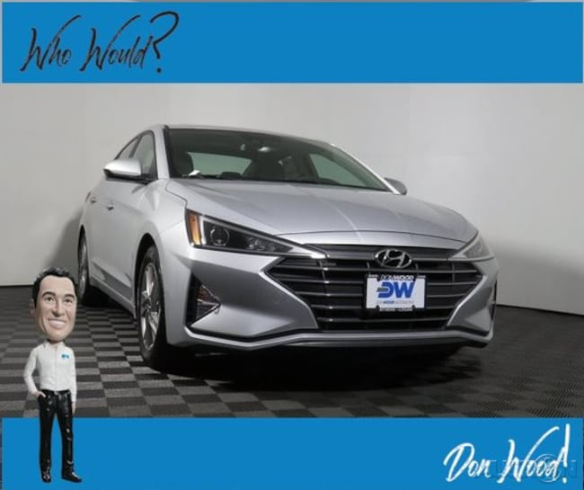 New 2019 Hyundai Elantra Value Edition Sedan for sale in Athens, OH