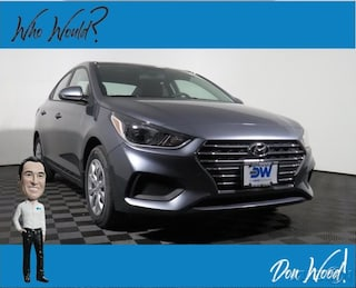 New 2019 Hyundai Accent SE Sedan 3KPC24A37KE071987 for sale in Athens, OH at Don Wood Hyundai