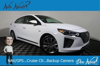New 2019 Hyundai Ioniq Hybrid Limited Hatchback KMHC05LC3KU112525 for sale in Athens, OH at Don Wood Hyundai