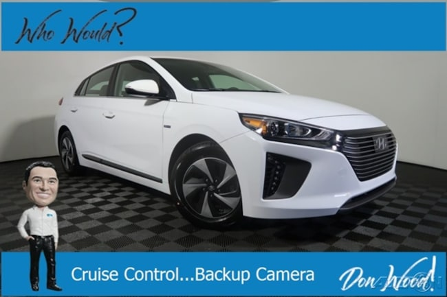 New 2019 Hyundai Ioniq Hybrid SEL Hatchback for sale in Athens, OH