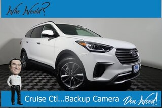 New 2019 Hyundai Santa Fe XL SE SUV KM8SNDHF8KU299142 for sale in Athens, OH at Don Wood Hyundai
