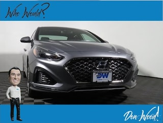 New 2019 Hyundai Sonata Limited 2.0T Sedan 5NPE34AB5KH782404 for sale in Athens, OH at Don Wood Hyundai