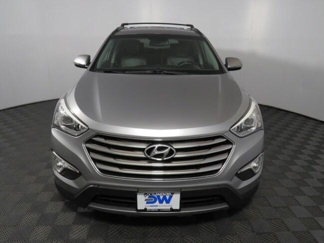 2014 Hyundai Santa Fe Limited For Sale >> Used 2014 Hyundai Santa Fe For Sale In Athens Oh Don Wood Hyundai