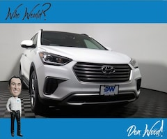 2019 Hyundai Santa Fe XL Limited Ultimate AWD SUV