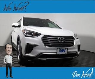 New 2019 Hyundai Santa Fe XL Limited Ultimate SUV KM8SRDHF4KU309010 for sale in Athens, OH at Don Wood Hyundai