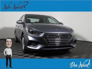 New 2019 Hyundai Accent SE Sedan 3KPC24A33KE071453 for sale in Athens, OH at Don Wood Hyundai