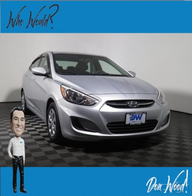 Bargain 2016 Hyundai Accent SE Sedan for sale in Athens, OH