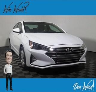 New 2020 Hyundai Elantra SE IVT Sedan 5NPD74LF1LH498379 for sale in Athens, OH at Don Wood Hyundai