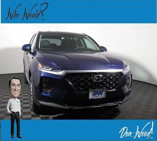 New 2019 Hyundai Santa Fe SEL SUV 5NMS3CAD0KH094600 for sale in Athens, OH at Don Wood Hyundai