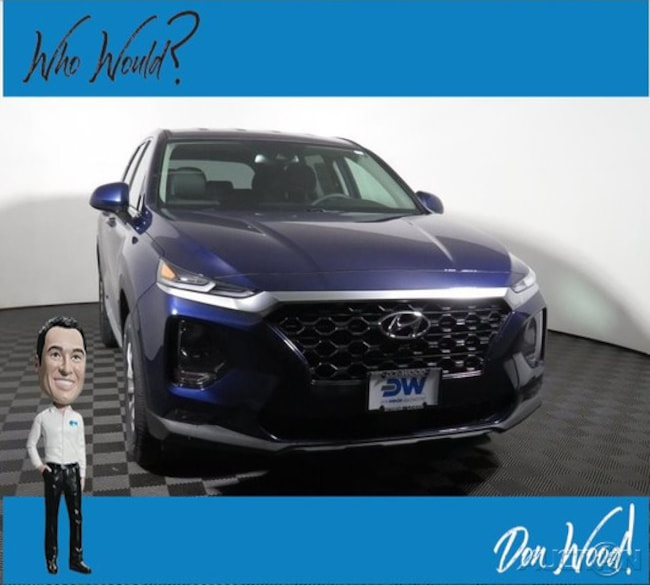 New 2019 Hyundai Santa Fe SEL SUV for sale in Athens, OH