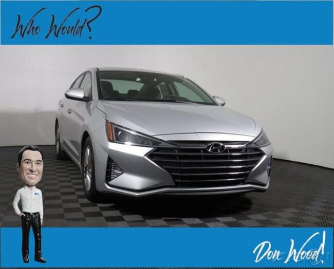New 2019 Hyundai Elantra Value Edition Sedan for sale in Athens, OH