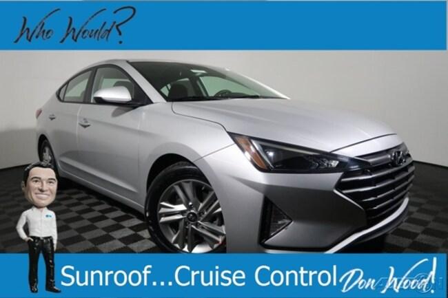New 2019 Hyundai Elantra SEL Sedan for sale in Athens, OH