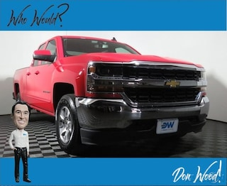 Used 2019 Chevrolet Silverado 1500 LD LT Truck Double Cab 2GCVKPEC5K1145344 for sale in Athens, OH at Don Wood Hyundai