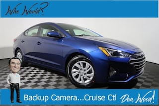 New 2019 Hyundai Elantra SE Sedan 5NPD74LF1KH422644 for sale in Athens, OH at Don Wood Hyundai