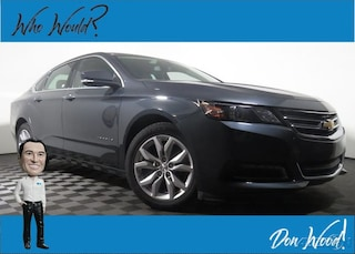 Used 2018 Chevrolet Impala LT Sedan 1G1105S37JU122477 for sale in Athens, OH at Don Wood Hyundai
