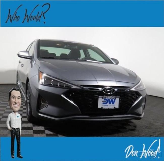 New 2019 Hyundai Elantra Sport Sedan for sale in Athens, OH