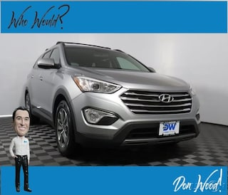 Bargain 2014 Hyundai Santa Fe Limited SUV for sale in Athens, OH at Don Wood Hyundai