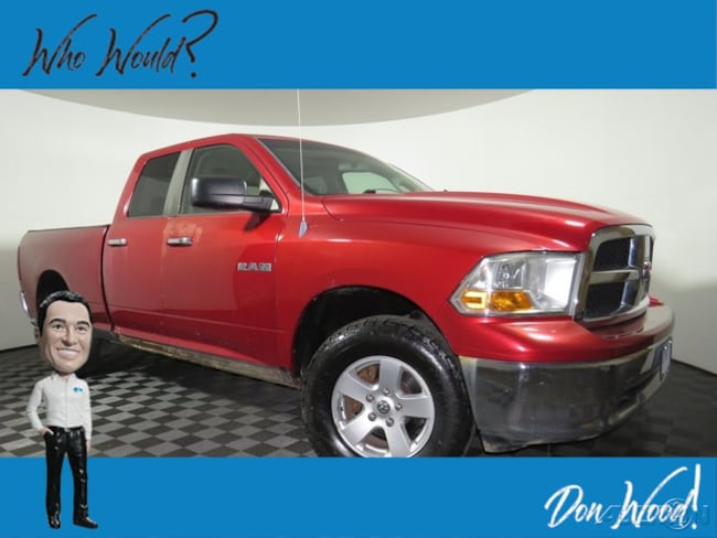 Used 2009 Dodge Ram 1500 SLT Truck Quad Cab fors sale in Athens, OH