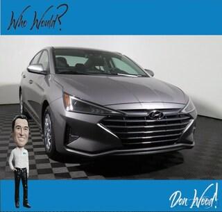 New 2020 Hyundai Elantra SE IVT Sedan KMHD74LF3LU900520 for sale in Athens, OH at Don Wood Hyundai