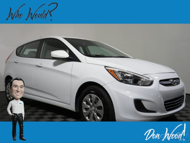 Used 2017 Hyundai Accent SE Hatchback fors sale in Athens, OH
