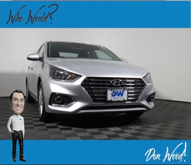 New 2019 Hyundai Accent SEL Sedan for sale in Athens, OH