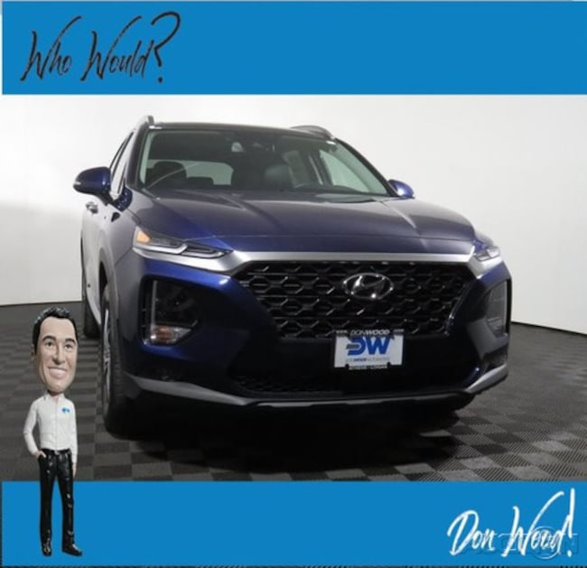 New 2019 Hyundai Santa Fe SUV for sale in Athens, OH
