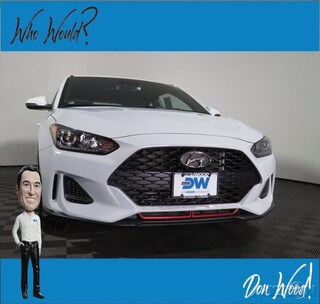 New 2019 Hyundai Veloster Turbo R-Spec Manual Hatchback KMHTH6AB3KU015933 for sale in Athens, OH at Don Wood Hyundai