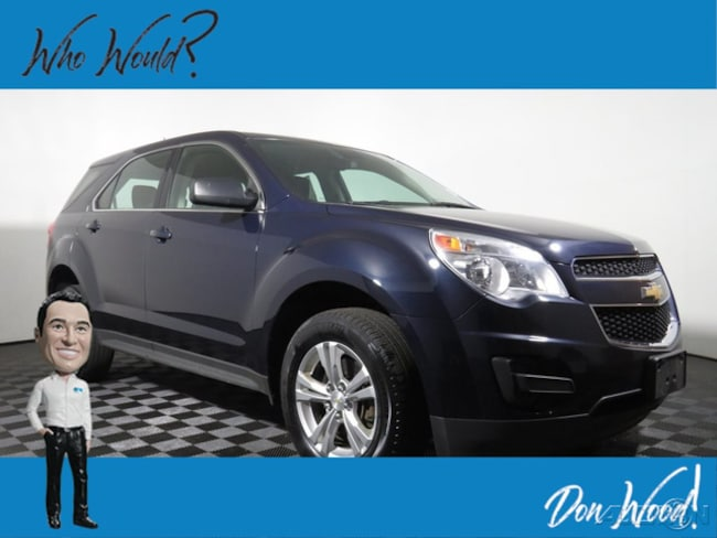 Used 2015 Chevrolet Equinox LS SUV fors sale in Athens, OH