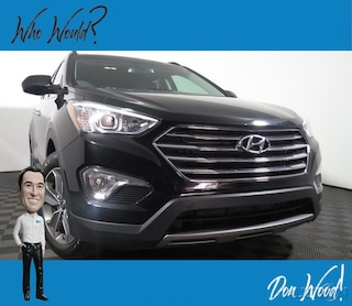 Used 2014 Hyundai Santa Fe GLS SUV KM8SM4HF7EU078770 for sale in Athens, OH at Don Wood Hyundai