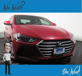 Bargain 2017 Hyundai Elantra SE Sedan for sale in Athens, OH at Don Wood Hyundai
