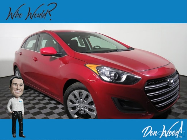 Used 2017 Hyundai Elantra GT Hatchback fors sale in Athens, OH