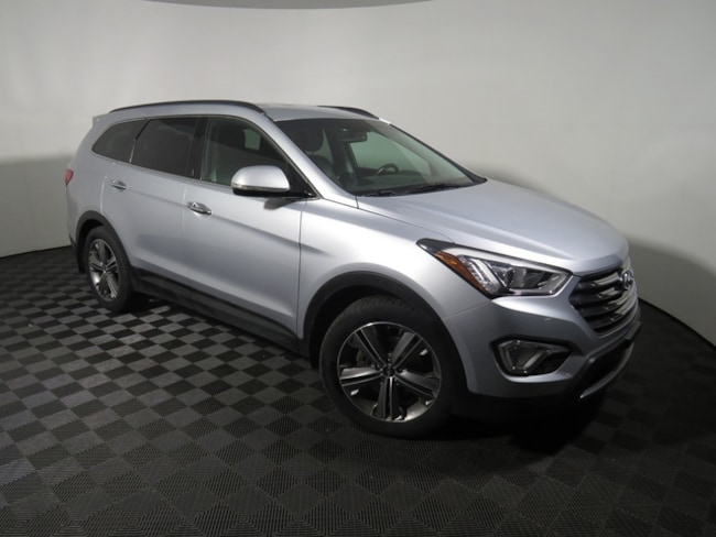 2014 Hyundai Santa Fe Limited For Sale >> Used 2014 Hyundai Santa Fe For Sale In Athens Oh Don Wood Hyundai