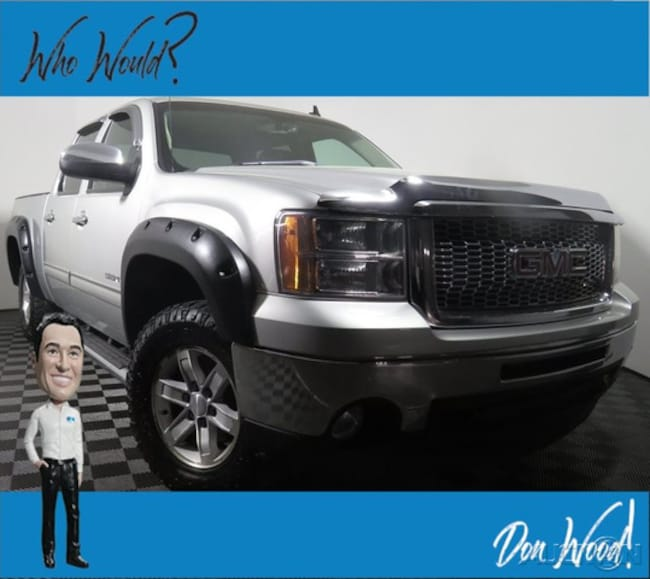 Used 2010 GMC Sierra 1500 SLE Truck Crew Cab fors sale in Athens, OH
