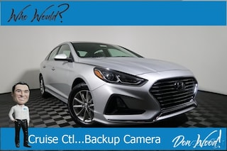 New 2019 Hyundai Sonata SE Sedan 5NPE24AF7KH732609 for sale in Athens, OH at Don Wood Hyundai