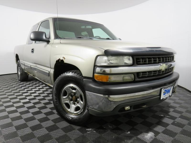Used 2000 Chevrolet Silverado 1500 For Sale at Don Wood Lincoln
